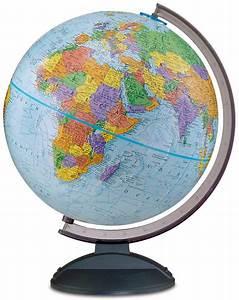 Mini Globe Terrestre : opiniones de globo terraqueo ~ Teatrodelosmanantiales.com Idées de Décoration