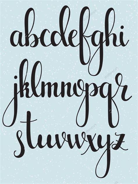 resultado de imagen de lettering abecedario letterig pinterest fonts calligraphy and bullet