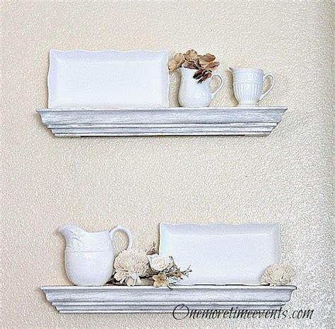 hang floating shelves hometalk