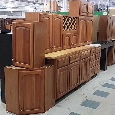 kitchen cabinet set cabinets with wine rack morris habitat for humanity restore 3665