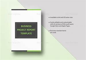 10 Project Report Templates Download For Free