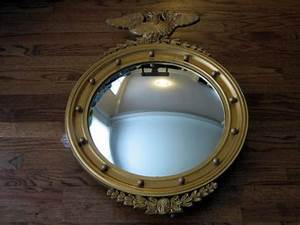 Going Overboard For A Port Hole Mirror