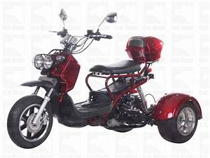 49 5cc Air Cooled  Automatic  Front 12 Inches  Rear 10