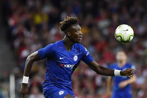 chelsea tammy abraham reveals  hes learning goal