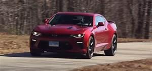 Consumer Reports  U2013 2016 Chevrolet Camaro Ss Review  U2013 Video