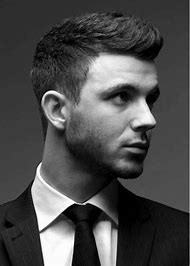 Men's Hairstyles Short Sides Long Top