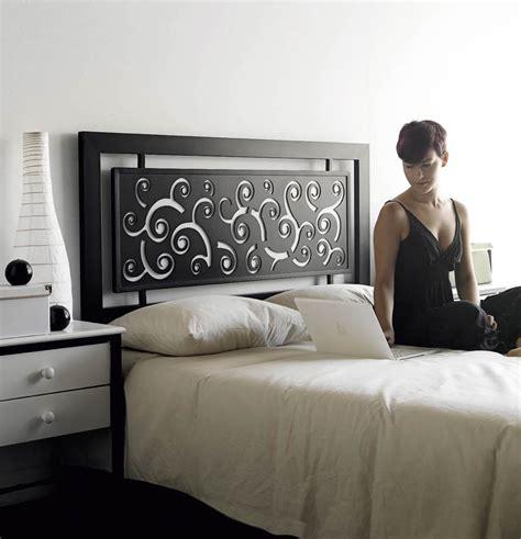 les rideaux pour cuisine tête de lit acier design aronase 5862