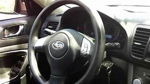 2009 Subaru Legacy Station Wagon Startup Engine  U0026 In Depth