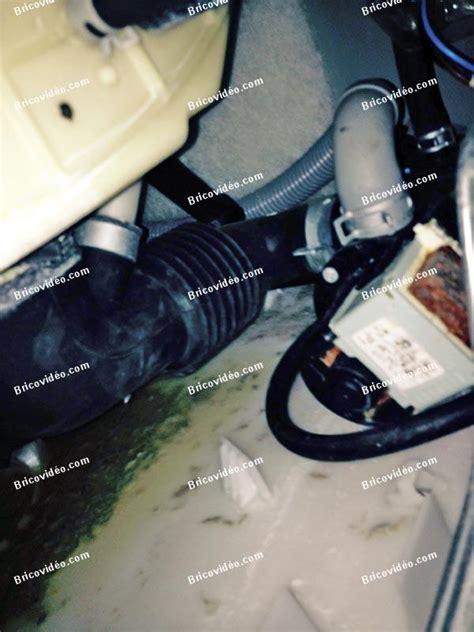 depannage lave linge lg conseils d 233 pannage 201 lectrom 233 nager probl 232 me fuites sur machine 224 laver de 9kg lg liquide jaune
