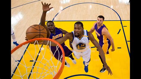 la lakers  golden state warriors full game highlights