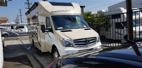 Your auto broker can also offer you more lease specials on comparable vehicles or any new car you like. Mercedes Benz RV For Sale - ZeRVs
