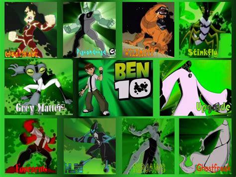 Ben 10 Aliens Vs Alien Force Aliens Battles Comic Vine