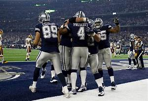 Dallas Cowboys Playoff Berth, Division, And First-Round ...