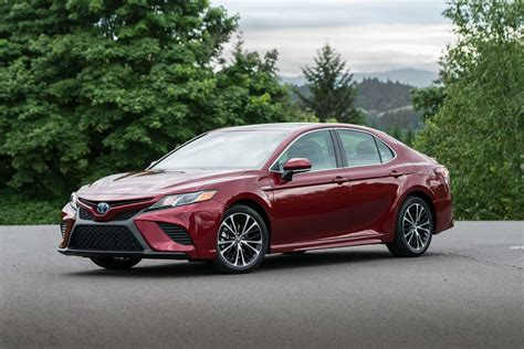Toyota Camry Picture by 2018 Toyota Camry Drive Review Automobile Magazine