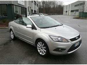 Sold Ford Focus Cabriolet