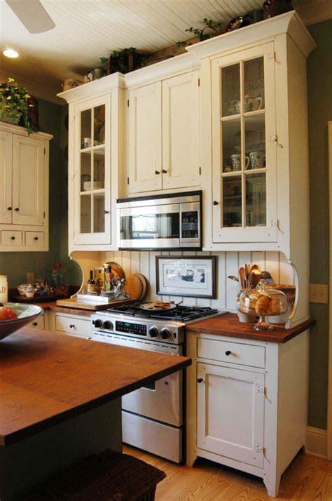 A Joyful Cottage Cottage Style Kitchen