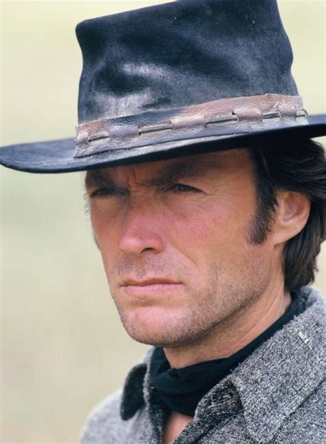 Clint Eastwood Man Stars