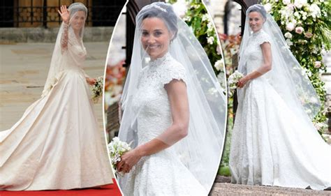 Kate Middleton S Second Wedding Dress