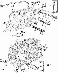 John Deere Hydraulic Filter Location