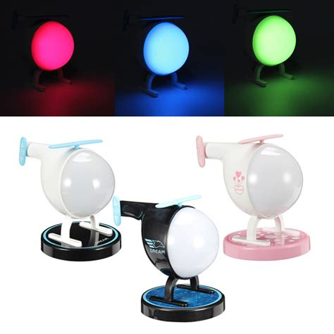 night light app with timer rechargeable usb touch sensor helicopter led night light
