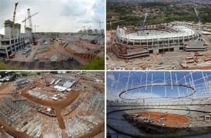 Stadien Der Wm 2014 : fu ball wm 2014 in brasilien in diesen zw lf stadien soll der ball rollen fu ball ~ Markanthonyermac.com Haus und Dekorationen
