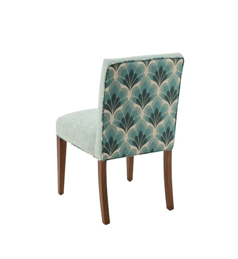 low back upholstered dining chair pfitzner