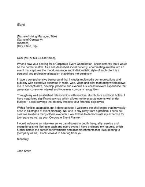 How To Write A Cover Letter Sle Career Cover Latter Exles Cover Letters To Help Writing A Cover Letter How To Write A