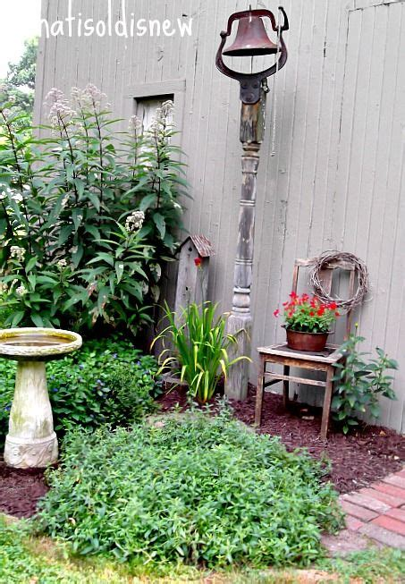 What Old New Creating Country Gardens With Rustic