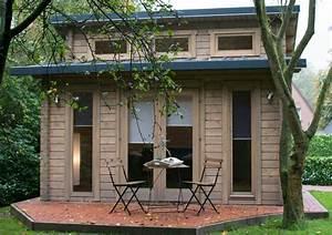 Gartenhaus Klein Günstig : klein aber fein in diesem pultdach gartenhaus befindet sich ein gem tlicher wohnraum dann ~ Whattoseeinmadrid.com Haus und Dekorationen