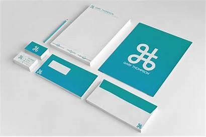 Branding Personal Stationery Behance Designs Project Illustrator