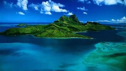 Island Tropical Water Astonishing
