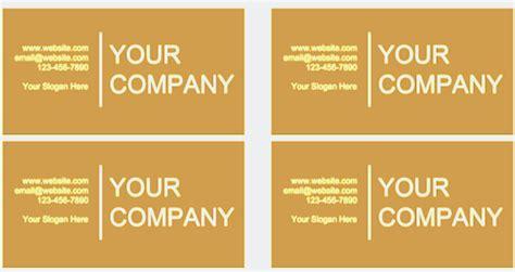 Docs Business Card Template Business Card Template Docs Emetonlineblog