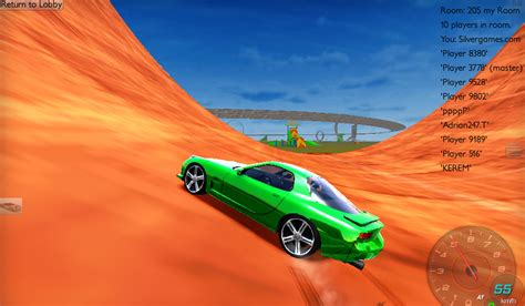 Madalin Stunt Cars : Multiplayer Stunt Racing Game By