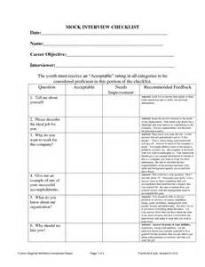 Resume Checklist For Employers by Checklist Template