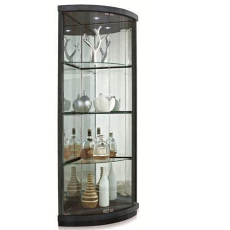 new spec inc corner curio cabinet walmart com