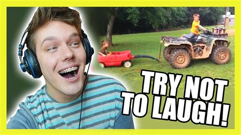Try Not To Laugh Challenge! Vidshaker