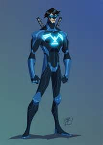 deviantART Nightwing Art