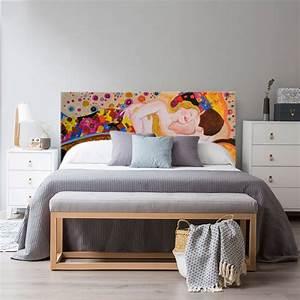 Cabeceros De Cama Pintados Fabulous Papel Pintado Para El