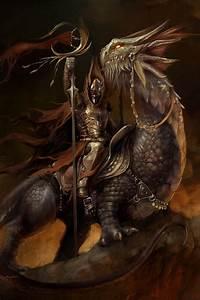 Dark & Mythical Fantasy Art By Yigit Korocglu | Fantasy ...