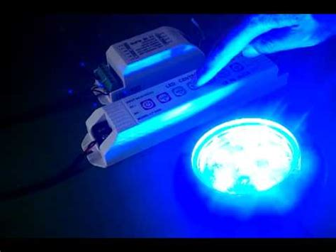 Underwater Boat Lights Youtube by Led Boat Marine Underwater Light In Rgb With Remote