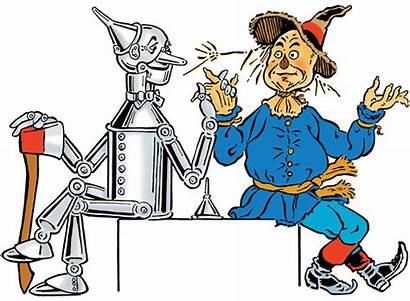 Wizard Oz Clip Clipart Dorothy Illustrations Denslow