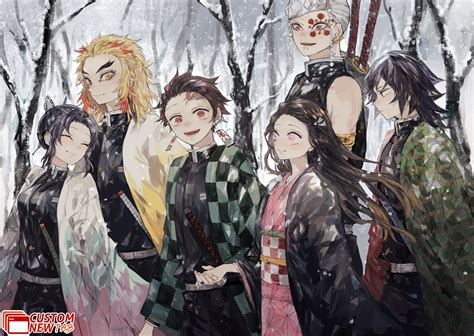 kimetsu  yaiba wallpapers wallpaper cave