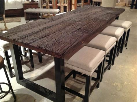 chic  contemporary reclaimed wood
