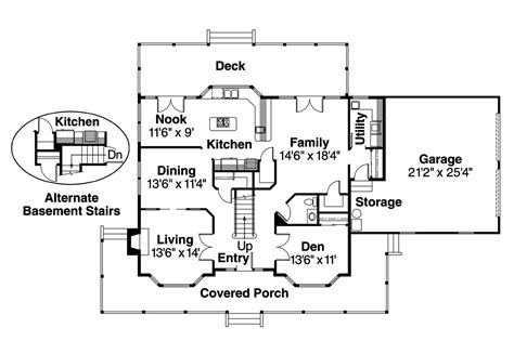 country floor plans country house plans cimarron 10 208 associated designs