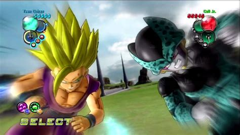 dragon ball  ultimate tenkaichi pt  cell games saga