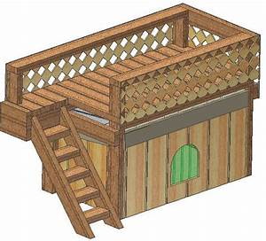 Original insulated dog house plans 15 total small dog for 2 story dog house for sale