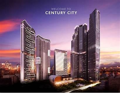 Century Makati Properties Business Hub Modern Philippines