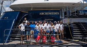 Archimedes Assists SeaKeepers In Important Environmental