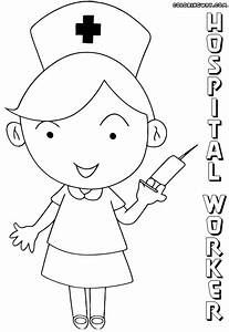 Hospital coloring pages   Coloring pages to download and print