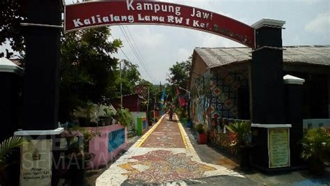 kampung jawi gunung pati kota semarang